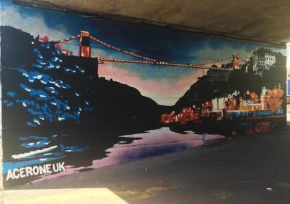 Luke's Mural 2019